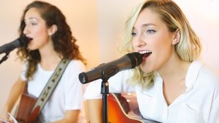 Bea Miller- Fire N Gold (Official Video Acoustic Cover) | Gardiner Sisters