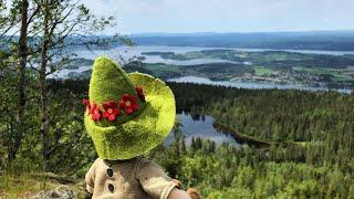 Kotiovelta Oslon lähialueiden kauneimpaan paikkaan 53h/56km
