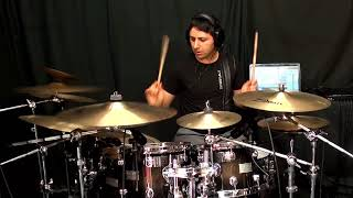Strung Out - Jackie O - Drum Cover