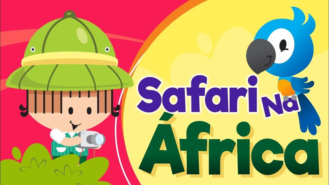 Safari na África 2018 Turma do Cristãozinho
