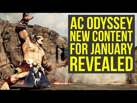 Assassin's Creed® Odyssey- Arges The Bright One - смотреть