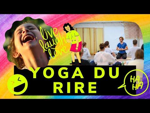 Yoga du Rire : La Méditation du RIre