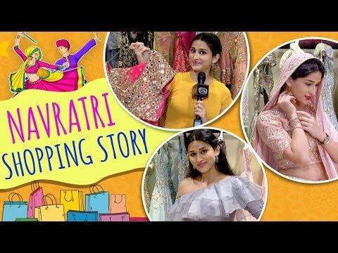 Sheen Dass Shops For Navratri Dress | Tips To Styl