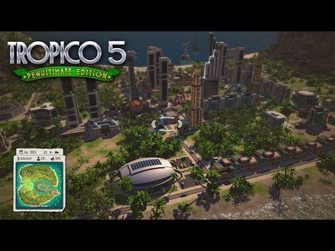 Tropico 5 - Penultimate Edition (Xbox One) - Gameplay Trailer (US) thumbnail