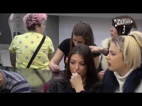 Zadruga 2 - Dragana priča o prstenu koji joj je kupio Pavle - 11.01.2019.