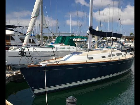 New Listing 2004 Sabre 386 Sailboat For Sale in San Diego California