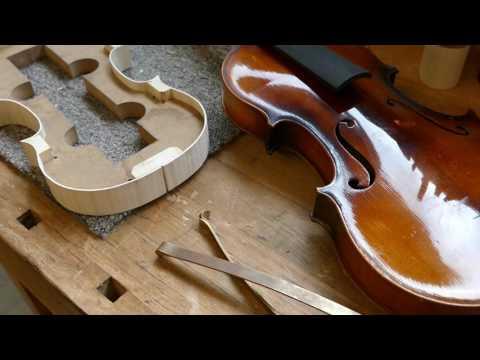 DEC | Techniques de métiers d'art - Lutherie (Violon et Guitare)