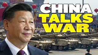 China Talks War...Again…   'Piles of Cash:' Hong Kong's Carrie Lam
