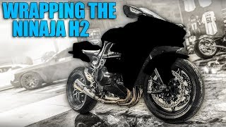 We're WRAPPING THE NINJA H2!
