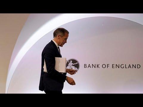 Βρετανία: Μείωση του ΑΕΠ έως και 8% σε περίπτωση Brexit χωρίς συμφωνία (Τράπεζα της Αγγλίας)…