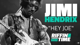 """Hey Joe"" Solo - Jimi Hendrix Guitar Lesson | Riffin"