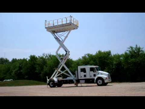 Aerial Lift Work Trucks Lift A Loft