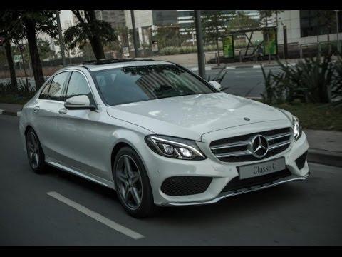 VRUM - Conheça o mais novo Mercedes-Benz Classe C que chega ao Brasil [Lançamento]
