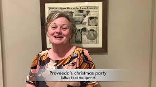 Proveeda's chistmas party