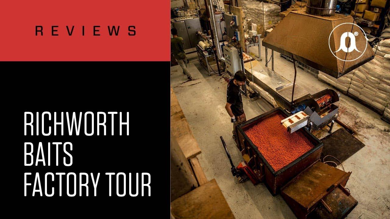 Richworth Factory Tour