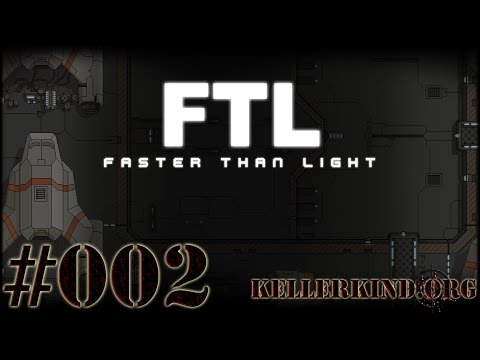FTL: Faster than Light [HD|60FPS] #002 – Immer auf der Flucht ★ Let's Play FTL: Faster than Light