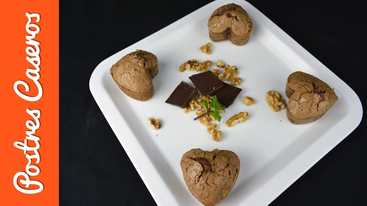 Brownie de chocolate para San Valentín | Javier Romero