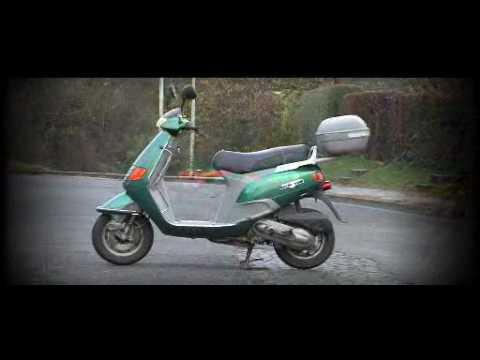 Motorroller Gebrauchtkauf Teil 1