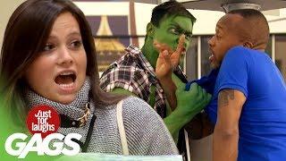 bromas Farsa con Hulk