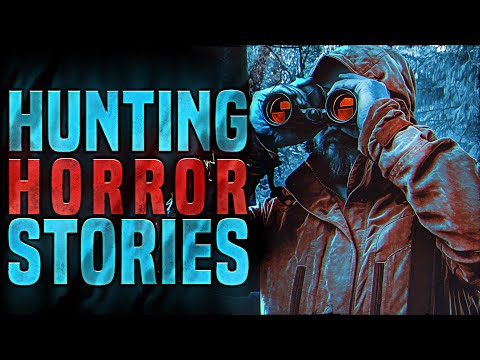 8 True Scary Hunting Stories