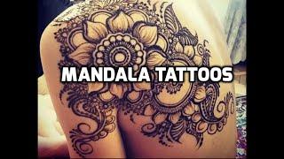 Mandala Tattoos - Best Mandala Tattoo Designs Ideas HD