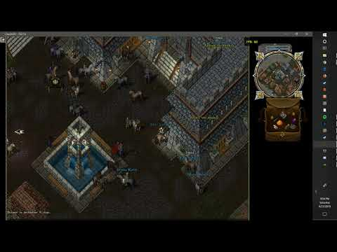 UO Outlands! Mining time Part 2! - смотреть онлайн на Hah Life