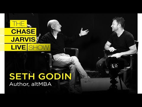 Seth Godin: How to Do Work That Matters for People Who Care