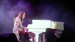 Aerosmith - Mia (Partial) + Home Tonight (Partial) + Dream On - Newark 09-03-2014