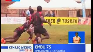 Mean Machines waibuka washindi wa Embu 7s