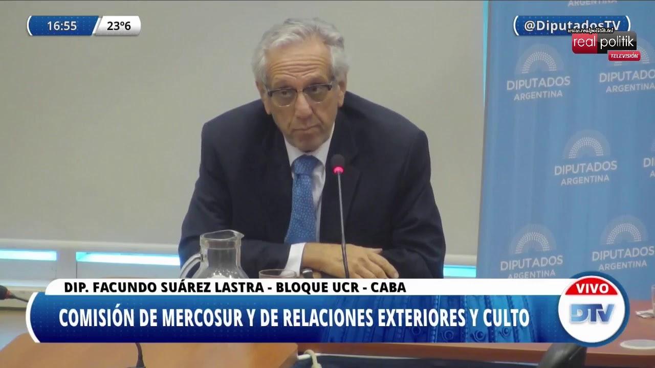 Diputados conmemoró los 30 años de la creación del Mercosur
