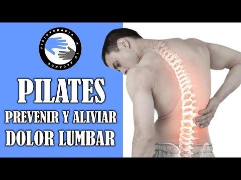 Dolor de espalda y baja de la espalda por encima