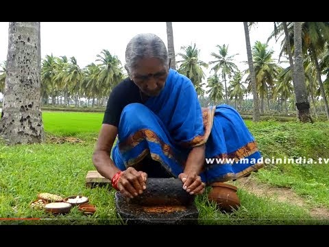 #GRANDMA MAKING VILLAGE STYLE PRAWNS RECIPE WITH EGGS   How to Cook Prawns with Egg