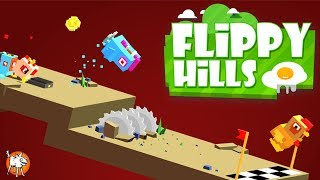 Flippy Hills - Official Release Trailer (Android/iOS)