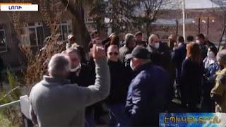 «Հանք բառը լսել չենք ուզում ».մարգահովիտցիները բողոքի ակցիա են իրականացրել