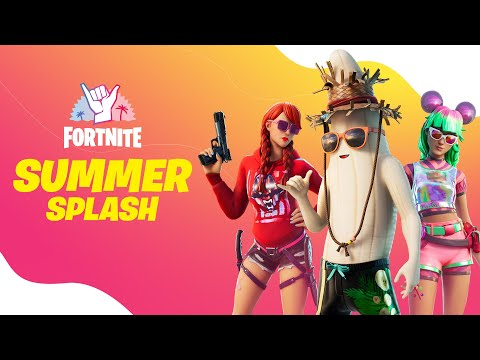 Summer Splash Is Here | Fortnite