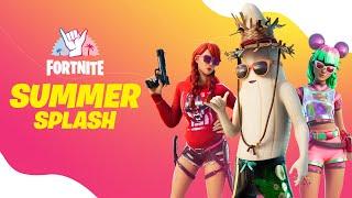 Summer Splash Is Here   Fortnite