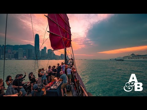 Above & Beyond Deep Warm Up Set #ABGT300 Live on Victoria Harbour, Hong Kong (Full 4K Ultra HD Set)