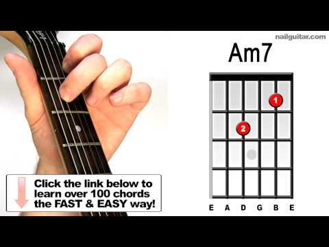 Am7 - Play Guitar Chords