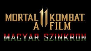 Mortal Kombat 11 teljes magyar szinkron