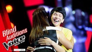 เต๋า + Comment - ตายทั้งเป็น - Blind Auditions - The Voice Thailand 2018 - 26 Nov 2018