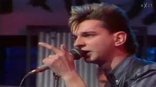 Depeche Mode - Told you so - with lyrics