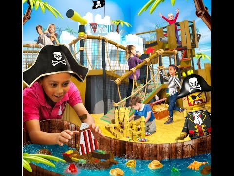 Take a look Inside LEGOLAND Discovery Center Chicago