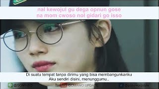 Easy Lyric EDDY KIM - WHEN NIGHT FALLS By GOMAWO (OST. While You Were Sleeping) [Indo Sub]