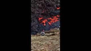 Izbruh vulkana na Islandiji