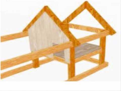 Αναλυτικές οδηγίες για την κατασκευή κοτετσιού