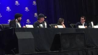 Panel at Dragon Con 2016