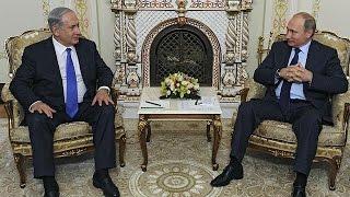 Россия и Израиль будут координировать действия по Сирии