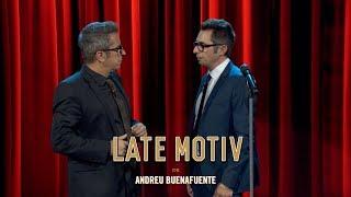 "LATE MOTIV - Berto Romero. ""El Himno""  | #LateMotiv441"