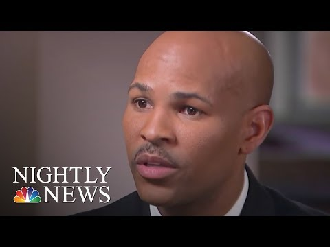 New Surgeon General vows to lead fight against addiction   NBC Nightly News