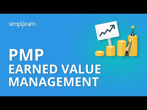 PMP Earned Value Management | PMP® Training Videos | Simplilearn